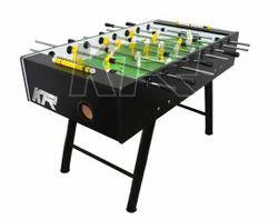 KTR Soccer Table Black Devil