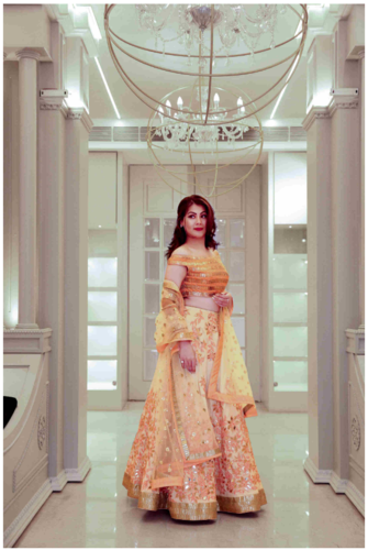Designer Lehnga & Evening Gown from Kanpur
