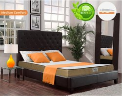 Dreamzee 100% Natural Latex Plus Memory Foam Hybrid Certified Mattress