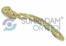 Superior Anterior Clavicle Locking Plate 2.7 / 3.5
