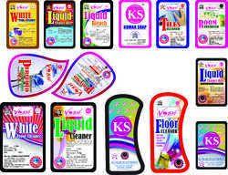 Multi Color Sticker