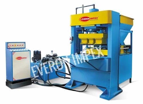 Manufacturer of New Item & Concrete Block Machine by Everon Impex