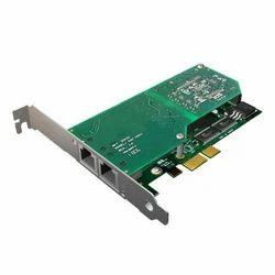 Sangoma A102 Dual Port PCI Card