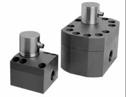 Positive Displacement Flow Meter FZ10 - Standard Series