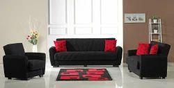 Designer Fabric Sofa Set