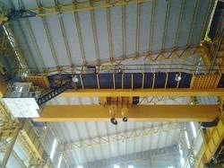 tandem operation of eot crane