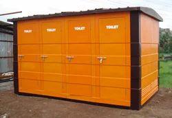 FRP Toilets