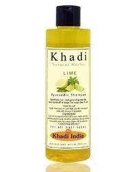 Khadi Natural Herbal Lime Ayurvedic Shampoo