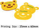 Yellow Tea Coaster