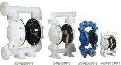 Pneumatic Plastic Diaphragm Pumps