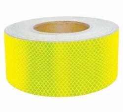 Fluorescent Exotic Lemon Color Tape