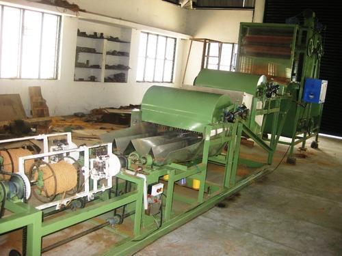 Coir Yarn Spinning Machines - Two Ply Coir Yarn Spinning