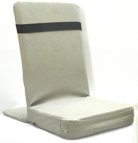 Back Support Yoga Chair