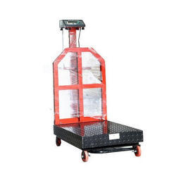 Trolley Weighing Scale