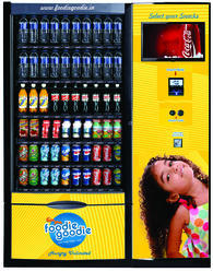 Smart Snacks & Beverages Vending Machine