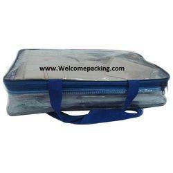 PVC Printed Blanket Bag