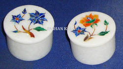 Marble Inlay Gift Boxes