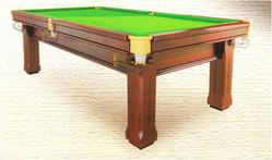 Snooker Table 10 X5ft.  England Slate (6811)