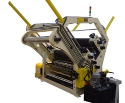 Fingerless Paper Corrugating Machines Double Profile