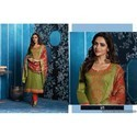 Jam Silk Cotton Embroidery Suit