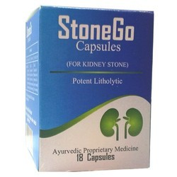 Stone Go Capsules For Kidney Stone
