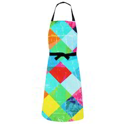 Digital Printed Design Apron