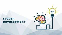 Slogan Development Writing