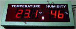 Big Display Thermo Hygrometer