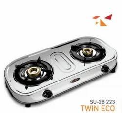 Double Burner Gas Stove SU 2B-223 Twin-ECO