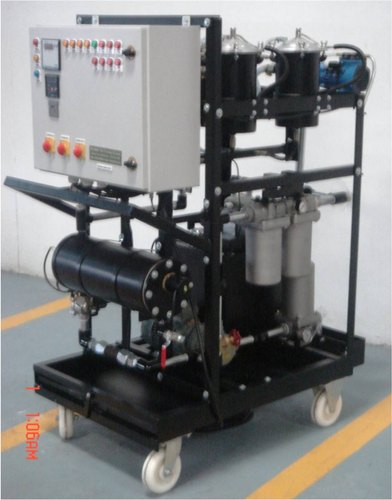 Oil Filtration Systems, Oil Purification Machine