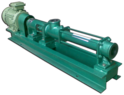 Treatment Plant Progressive Cavity Pumps