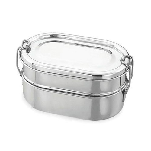 36b6c58edec Stainless Steel Lunch Box - Leak Proof Stainless Steel Lunch Box ...