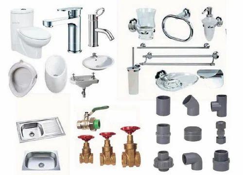 Sanitary Items Wholesale Trader From Gurgaon
