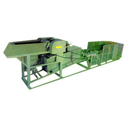 Slivering Machine for Coir Industry