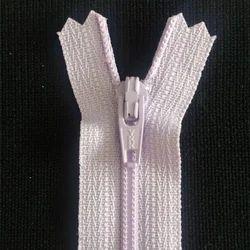Gold Closed End DA Automatic LO Polyester Coil Zipper