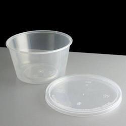 Plastic Round Container