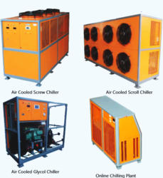 Water Cooled Chillers(Industrial Chillers)
