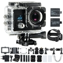 4K Wi-Fi Sports Action Cam with a Waterproof Case