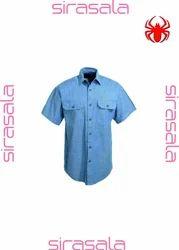 Cotton Staff Uniform Shirts
