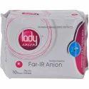 Lady Anion Day Use Sanitary Napkin 10 Pieces