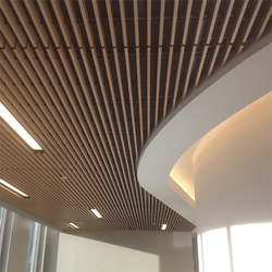 Linear Grill Ceiling