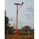 CFL Solar Street Light System