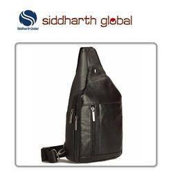 Premium Leather Sling Bag