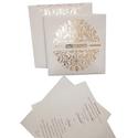 White Interfaith Card