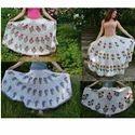 Ladies Cotton Long Skirts