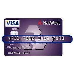 Banking Card Printing Service