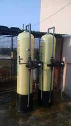Water Softener Plant