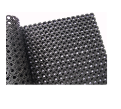 Rubber Hollow Mats Rubber Hexagon Mats Exporter From
