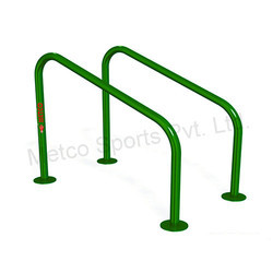 Metco Push Up Stand, Outdoor Gym Equipment