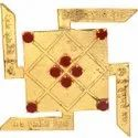 Navratan Swastik and Om and Sun Table Decor Item